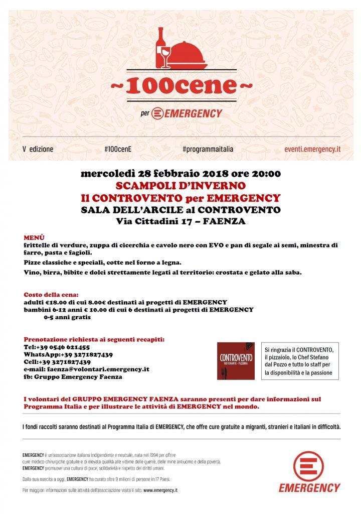 100 cene 2018 - Faenza