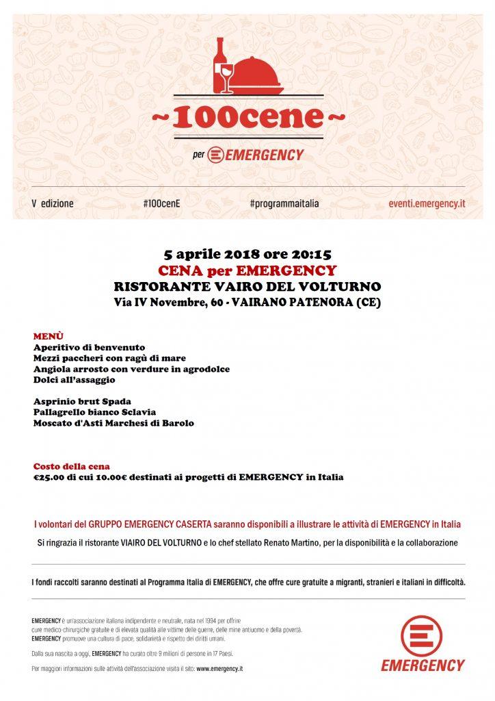 100 cene Caserta