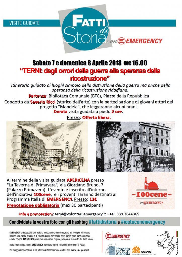 100 cene + Fatti di storia - Terni
