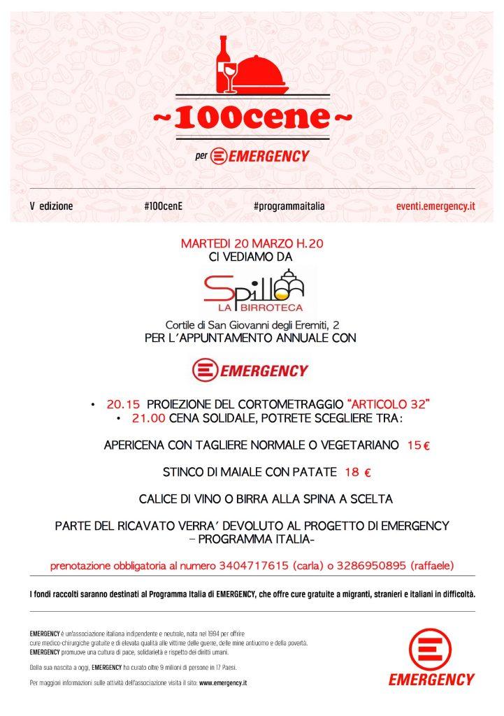 100 cene Palermo