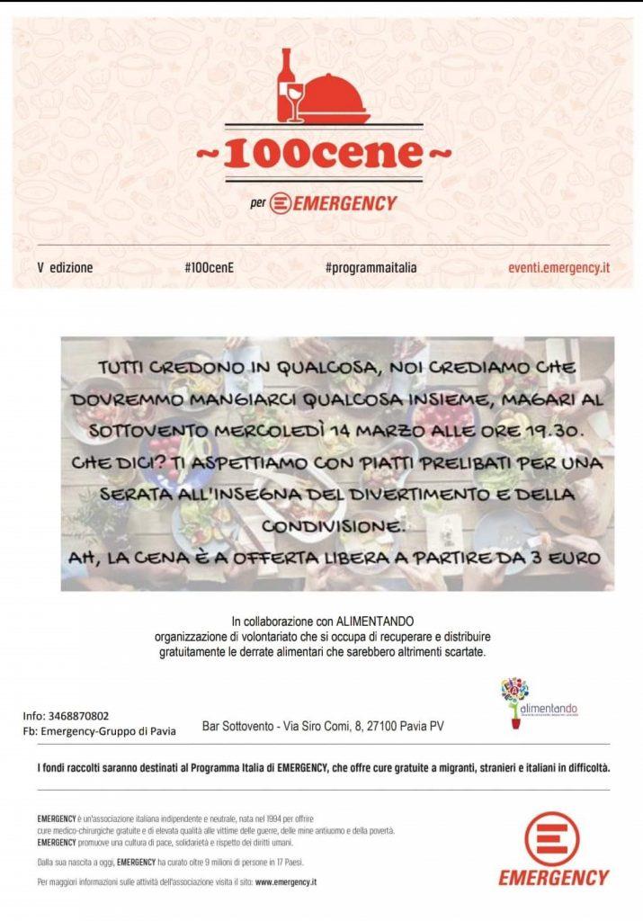 100 cene Pavia