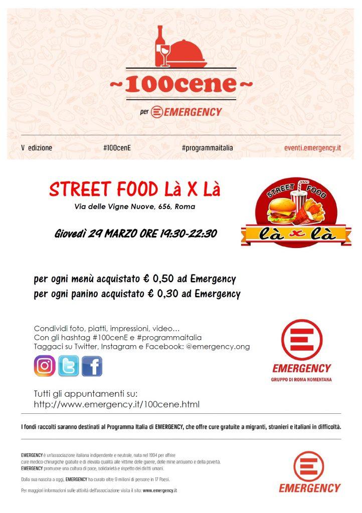 100 cene Roma Nomentana
