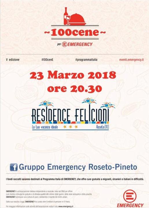 100 cene - Roseto Pineto