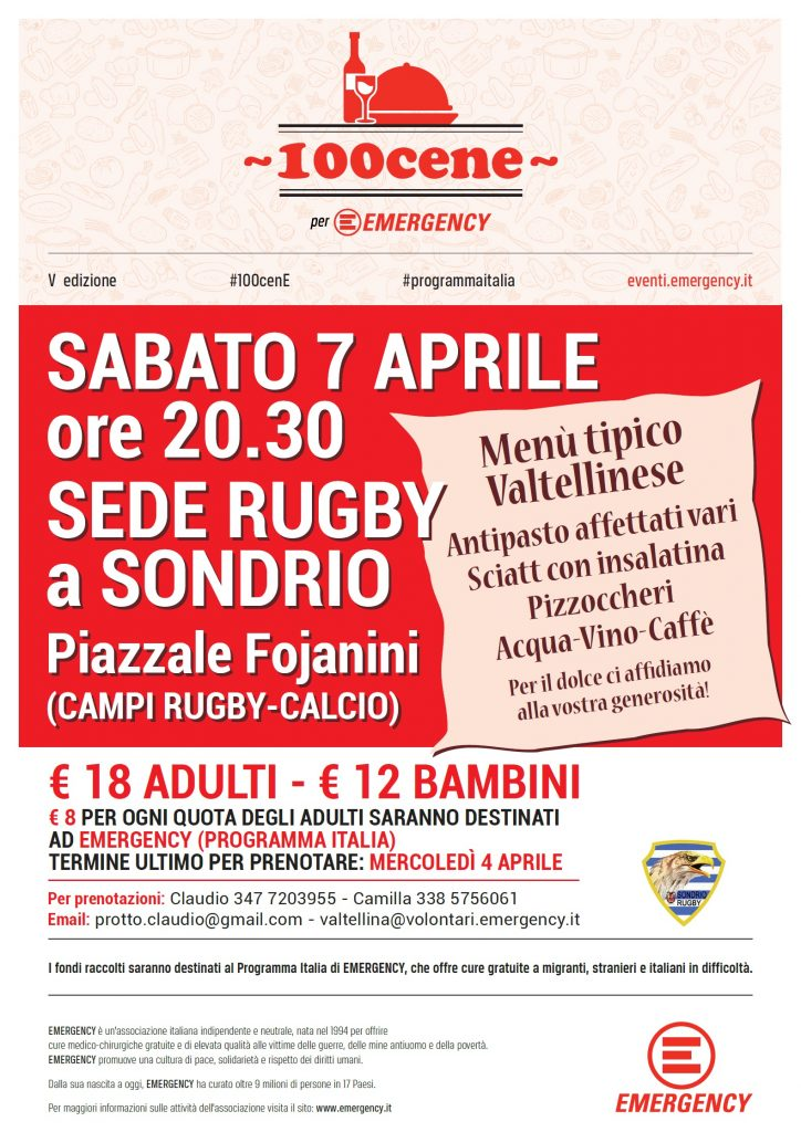 100 cene Valtellina