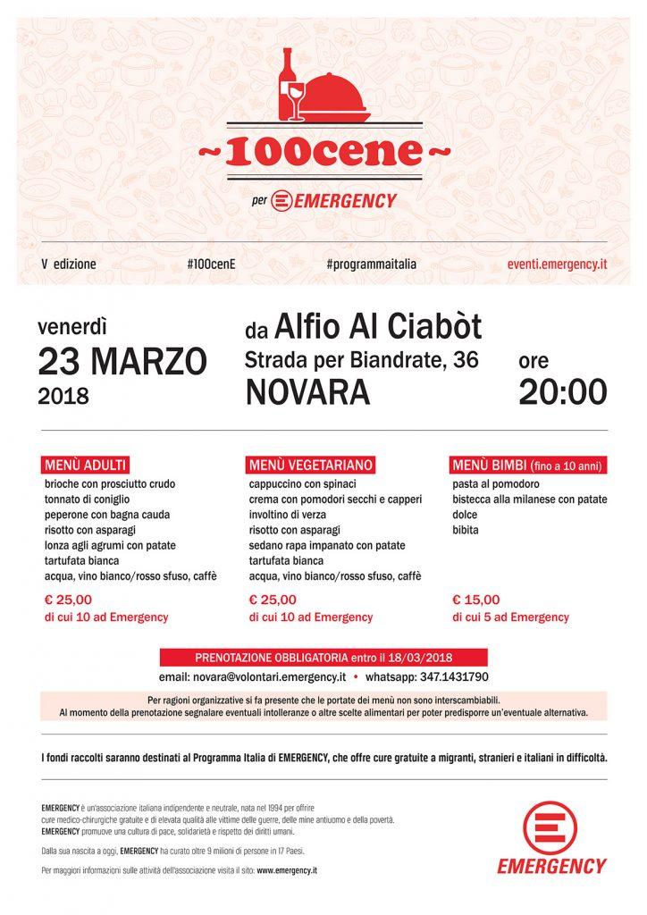 Novara 100 cene 2018