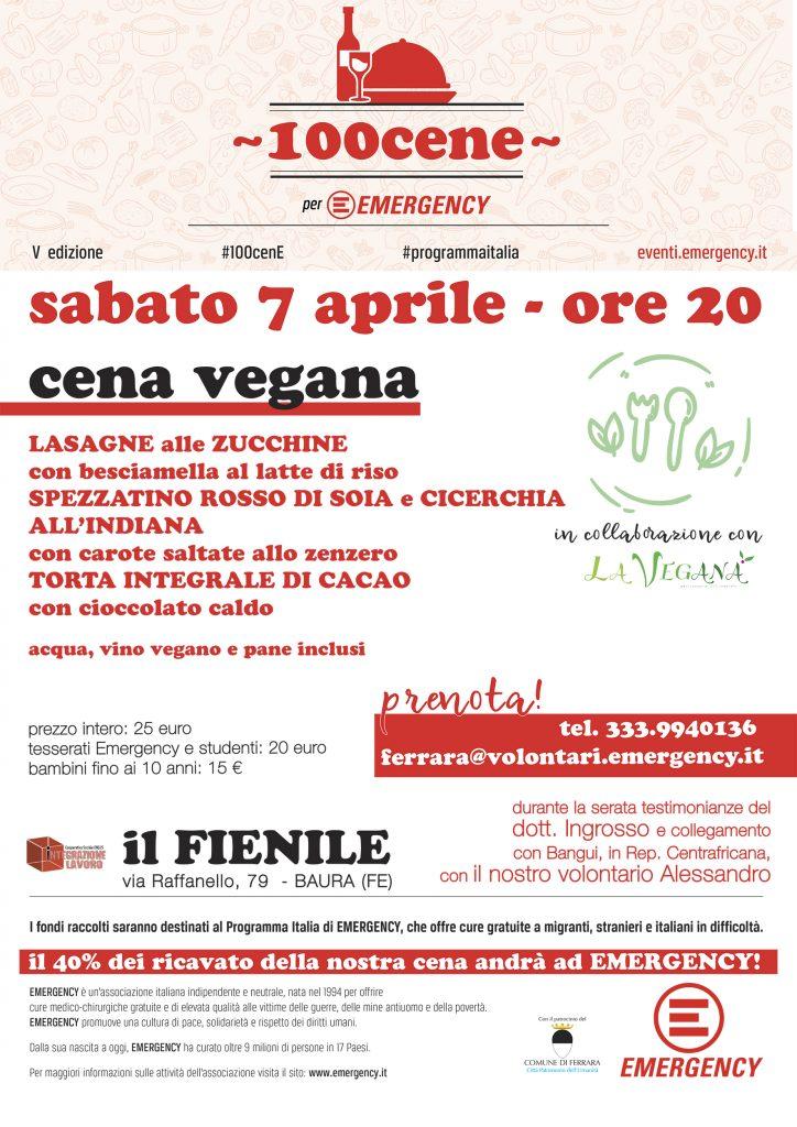 100 cene Ferrara
