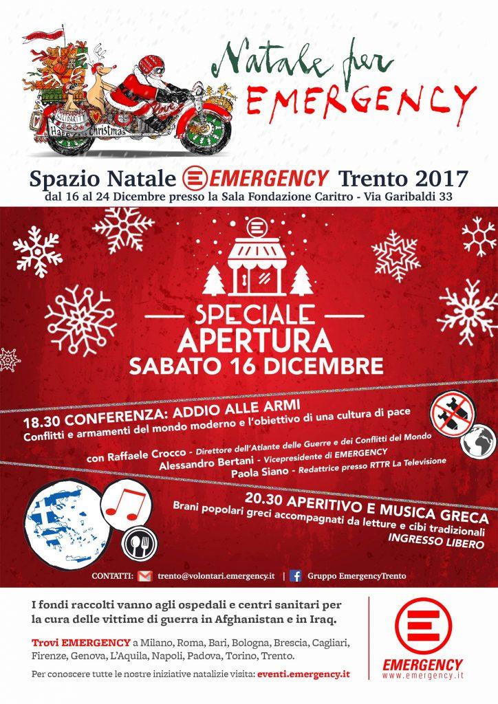 Speciale Apertura Trento