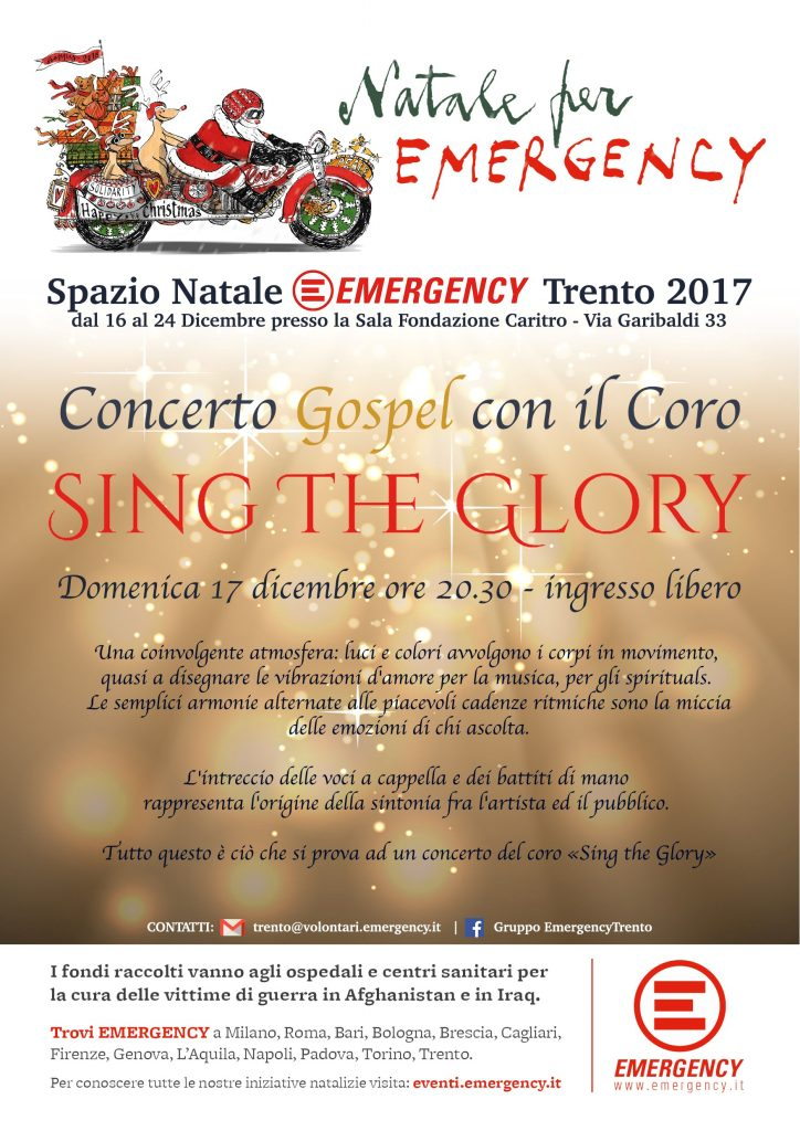 Concerto Gospel Trento