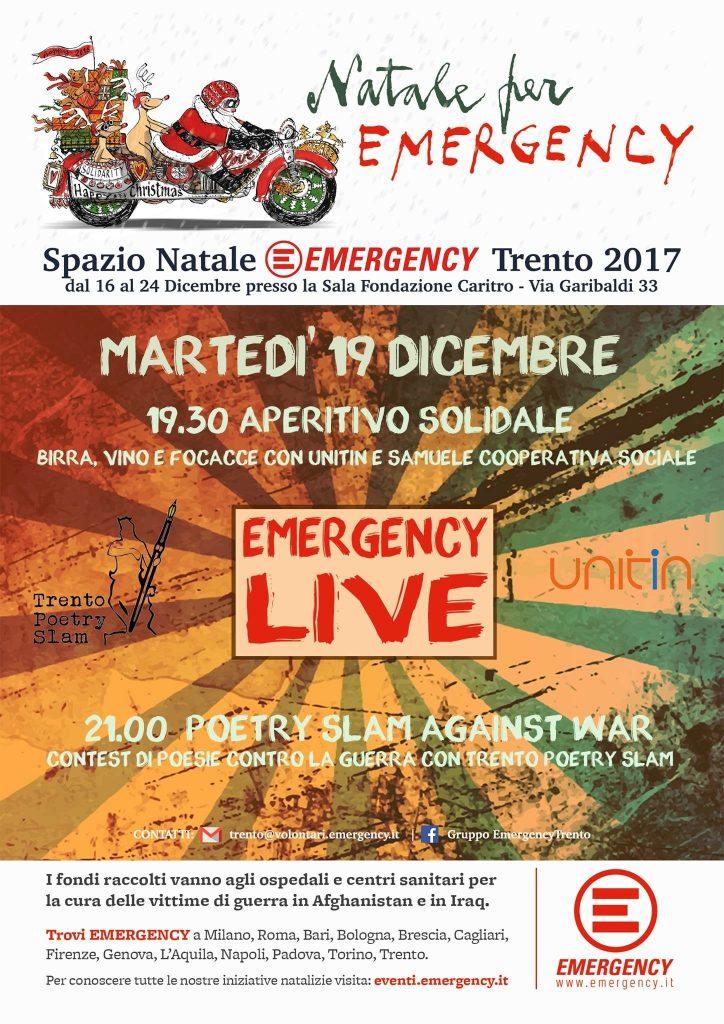 Emergency Live Trento
