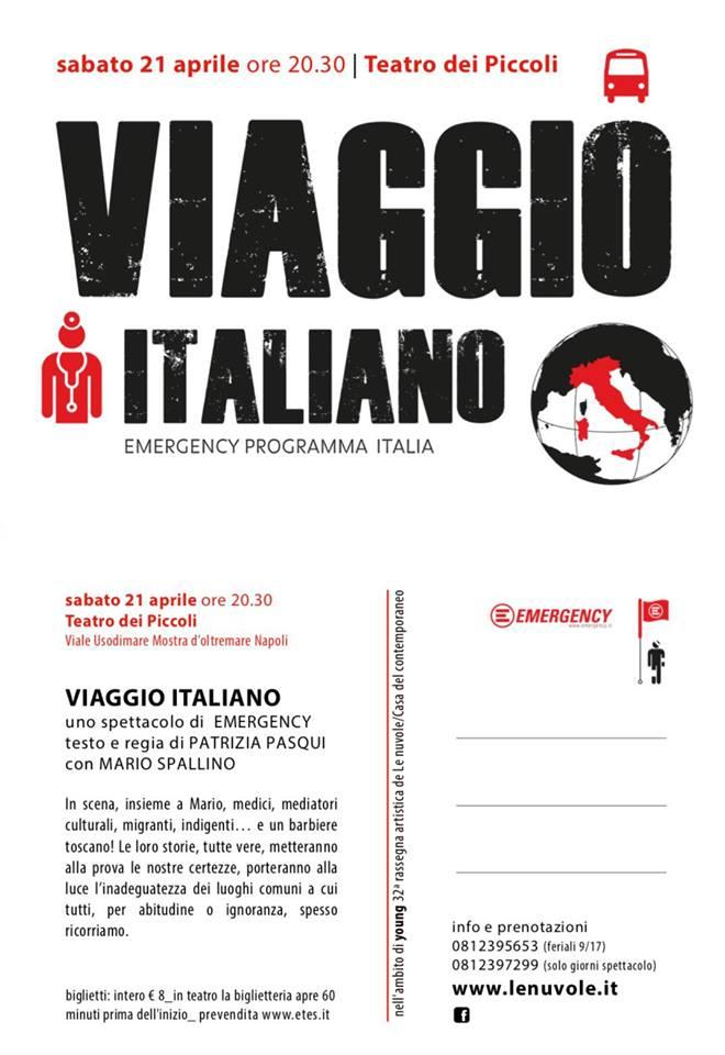 Viaggio Italiano Napoli