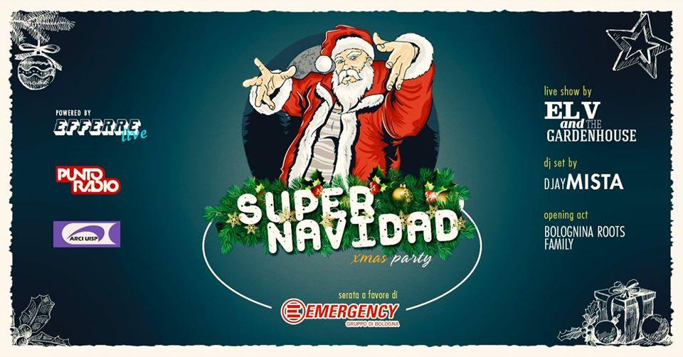 SUPER Navidad Party!