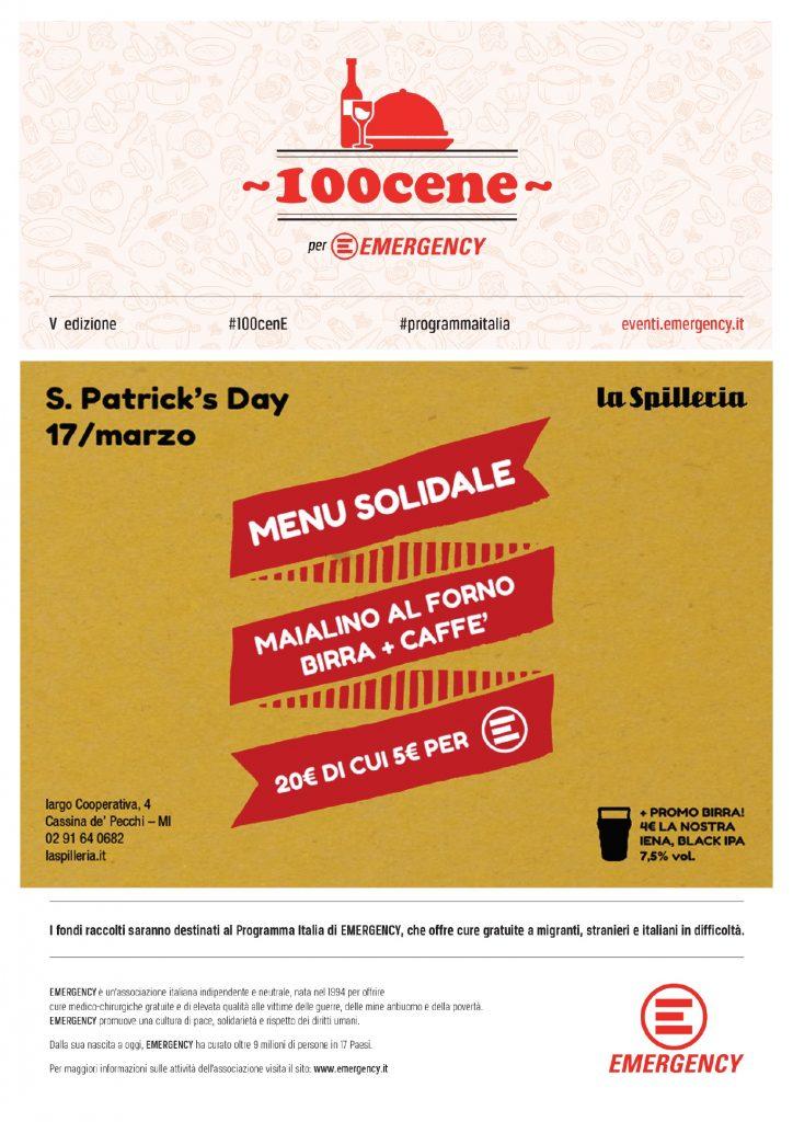 Cento cene - La spilleria