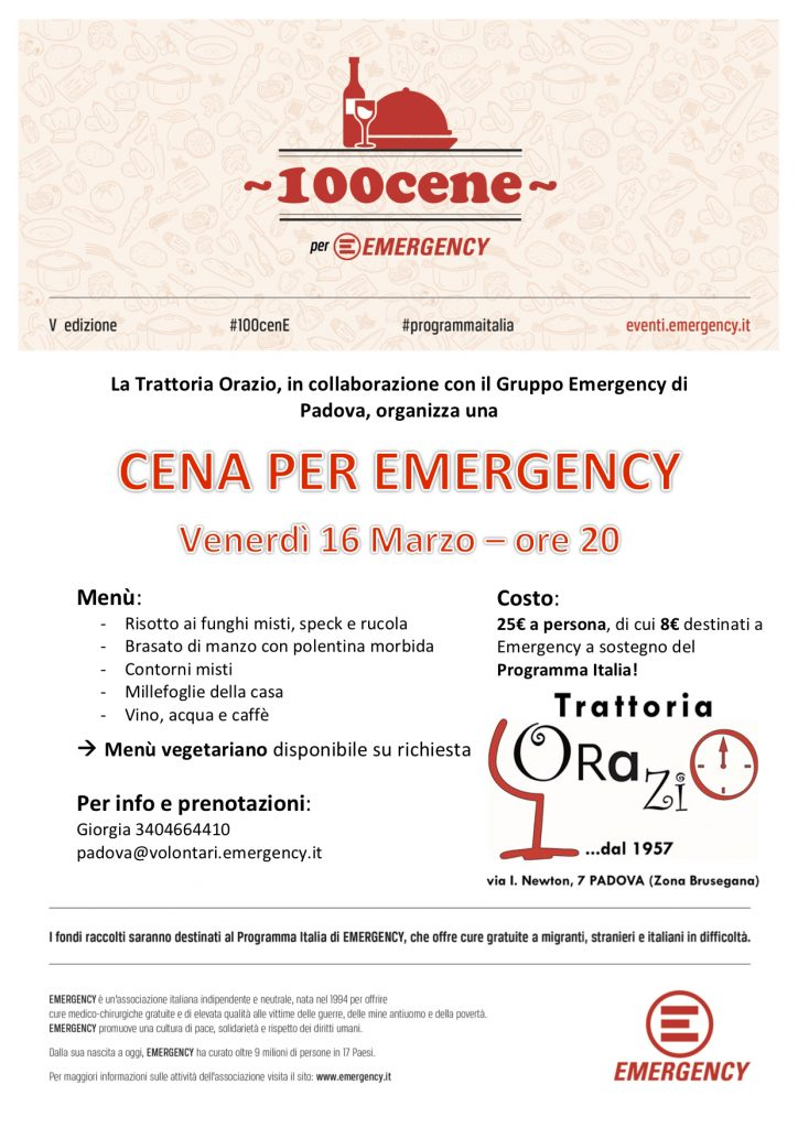 100 cene Padova