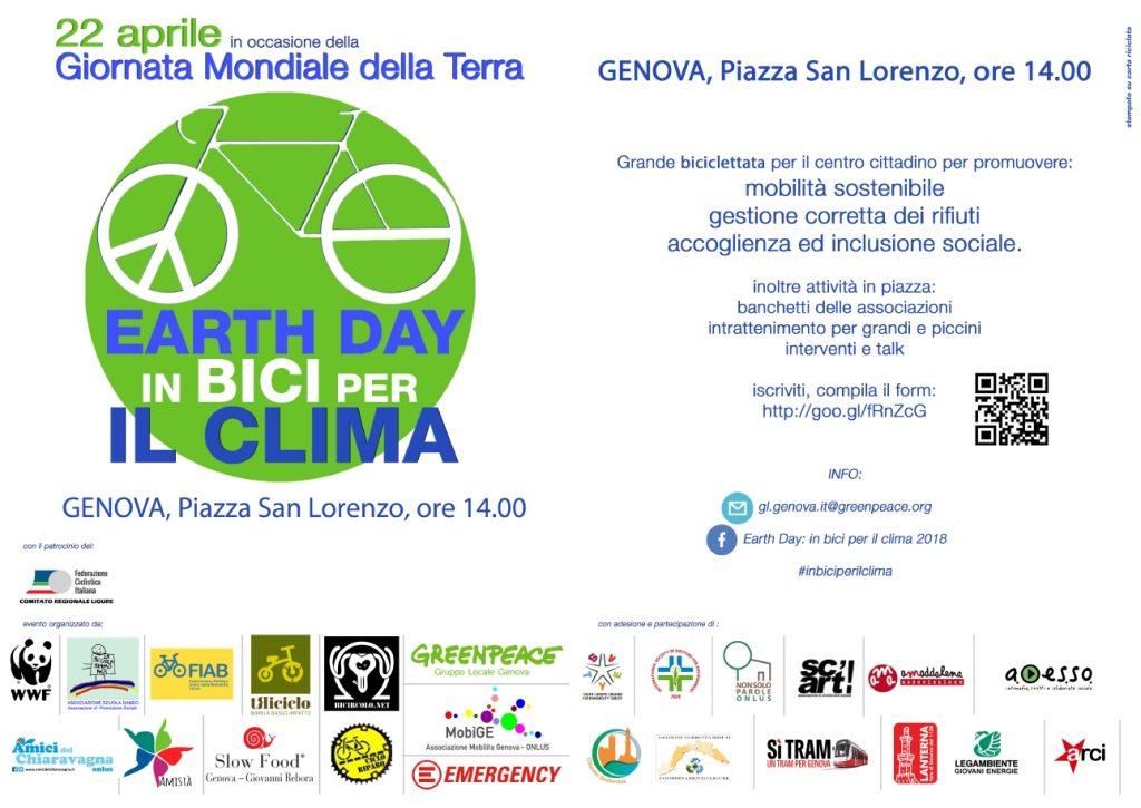 Earth Day - Genova