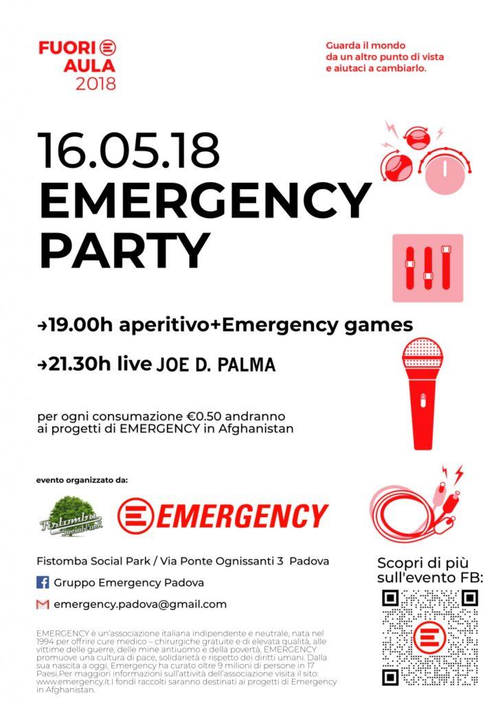 Emergency Party Padova