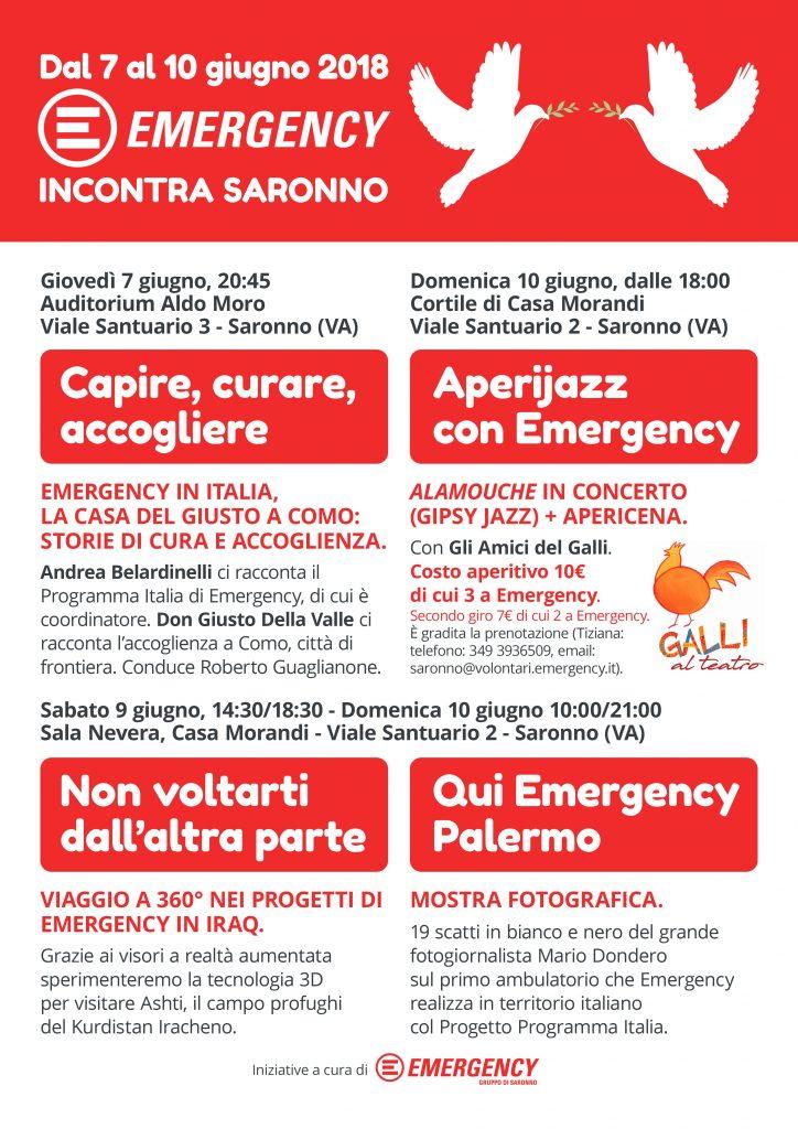 Emergency Saronno