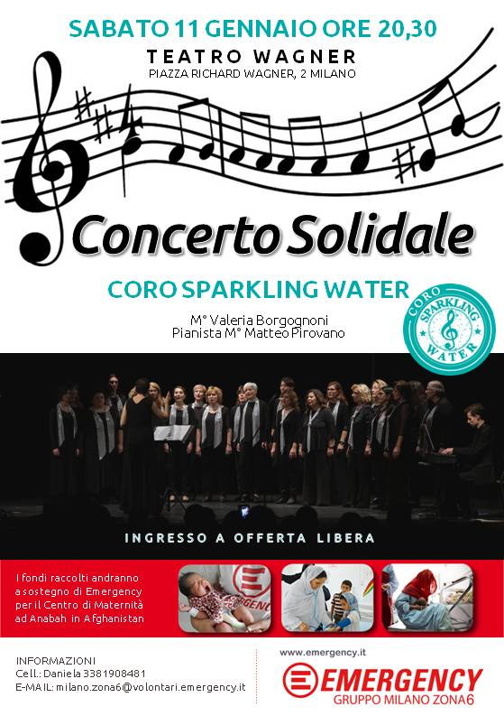 Concerto solidale per Emergency