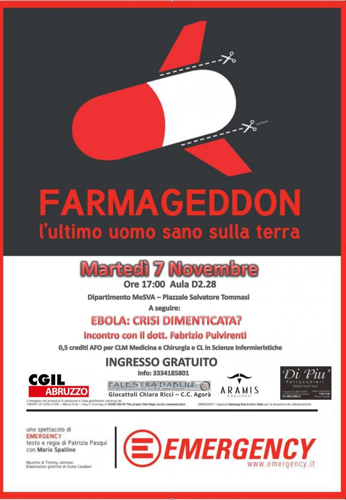 Farmageddon L'Aquila