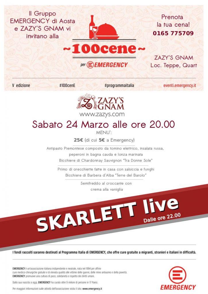 100 cene Aosta