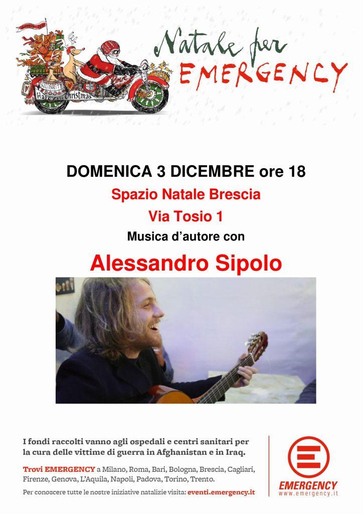 Musica d'autore con Alessandro Sipolo