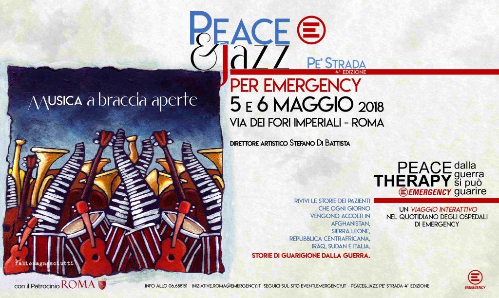 Peace & Jazz 2018