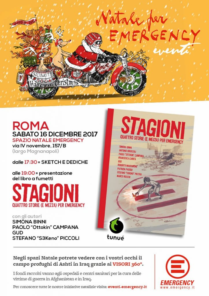 Presentazione Stagioni - Roma