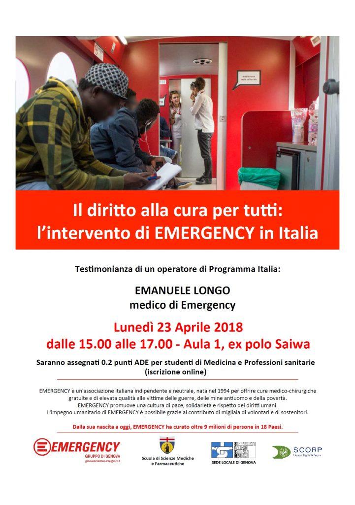 Programma Italia - Genova