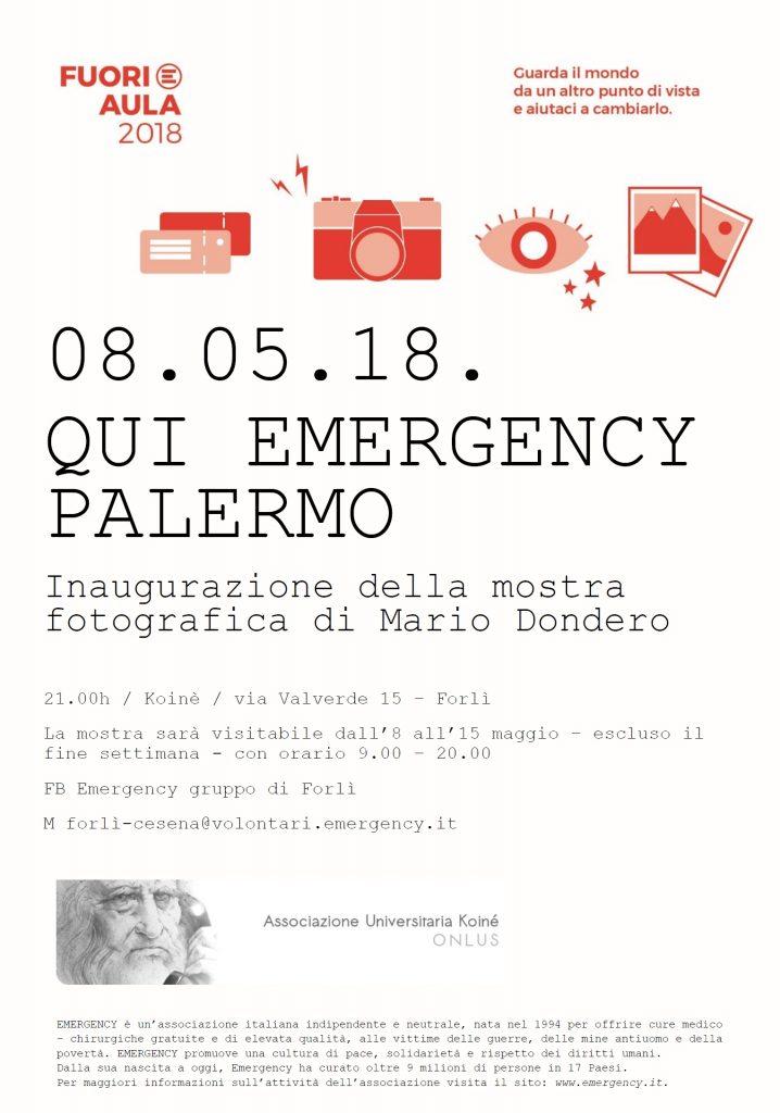 Qui Emergency Palermo Forli