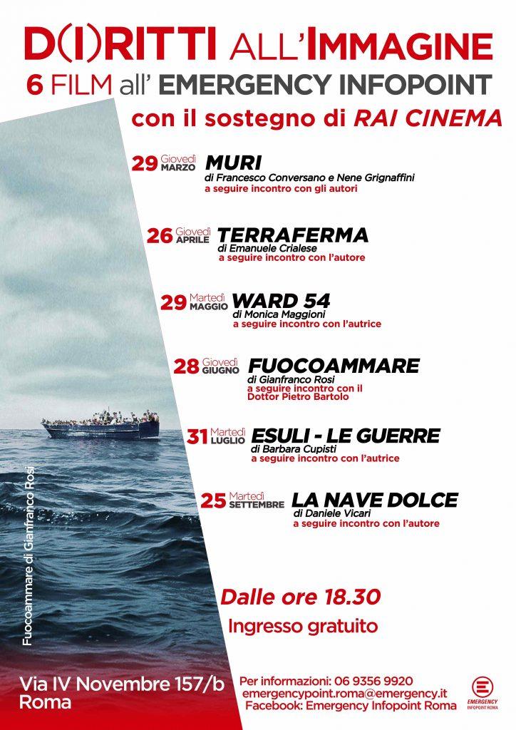 Rassegna Film Emergency Point
