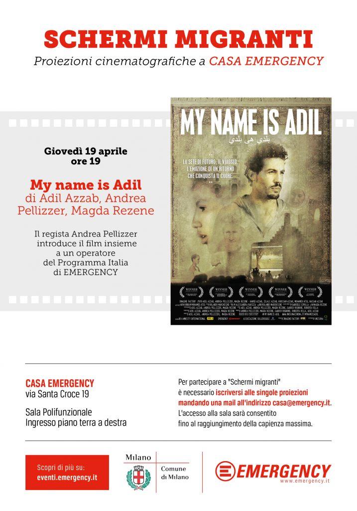 Schermi Migranti - My Name is Adil