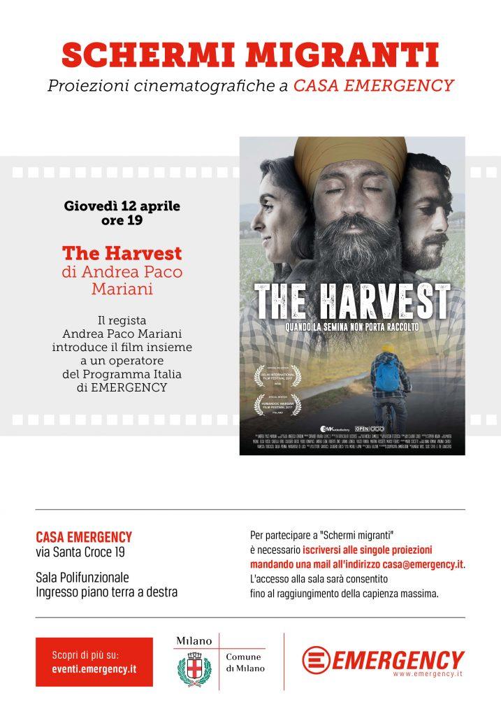 Schermi Migranti - The Harvest