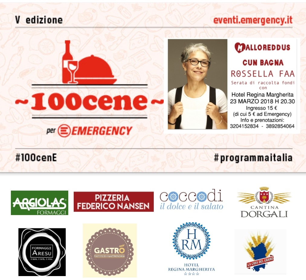 100 Cene Cagliari - Sponsor