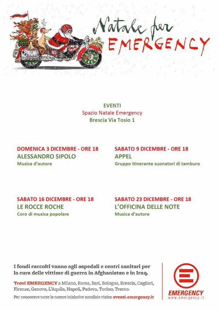 Spazio Natale Brescia - Eventi