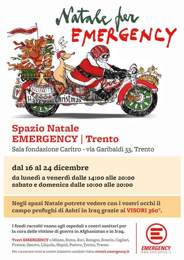Spazio Natale Trento