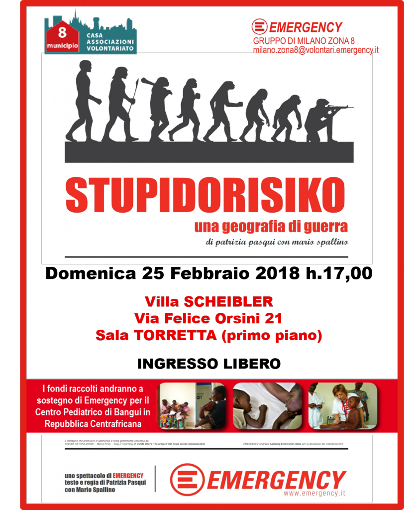 Stupidorisiko 25 febbraio 2018