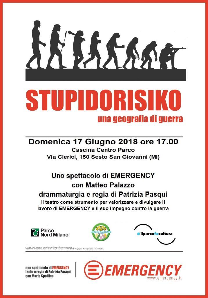 Stupidorisiko Parco Nord Sesto