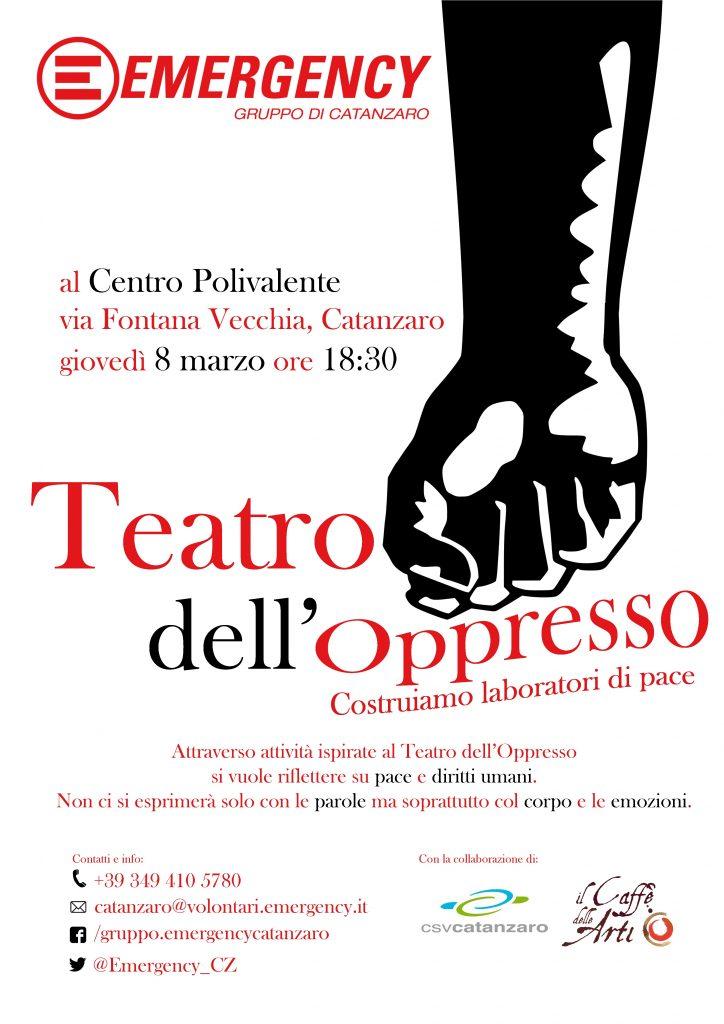 Teatro dell'oppresso - 8 marzo
