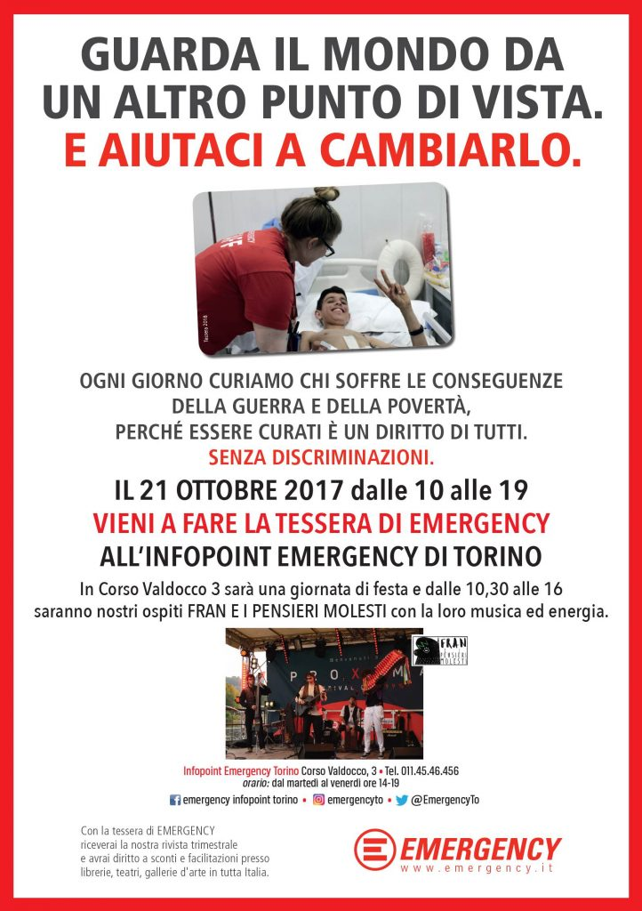 Tesseramento Torino
