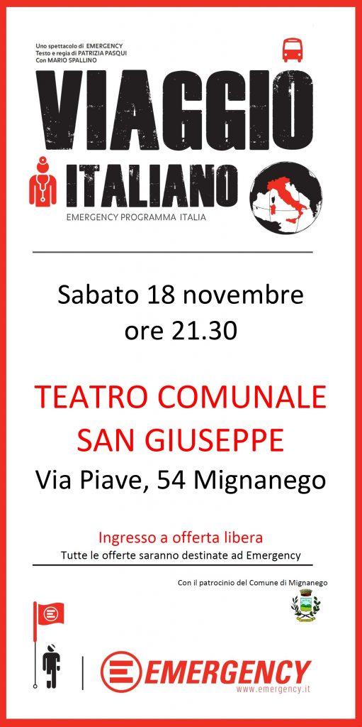 Viaggio Italiano - Mignanego