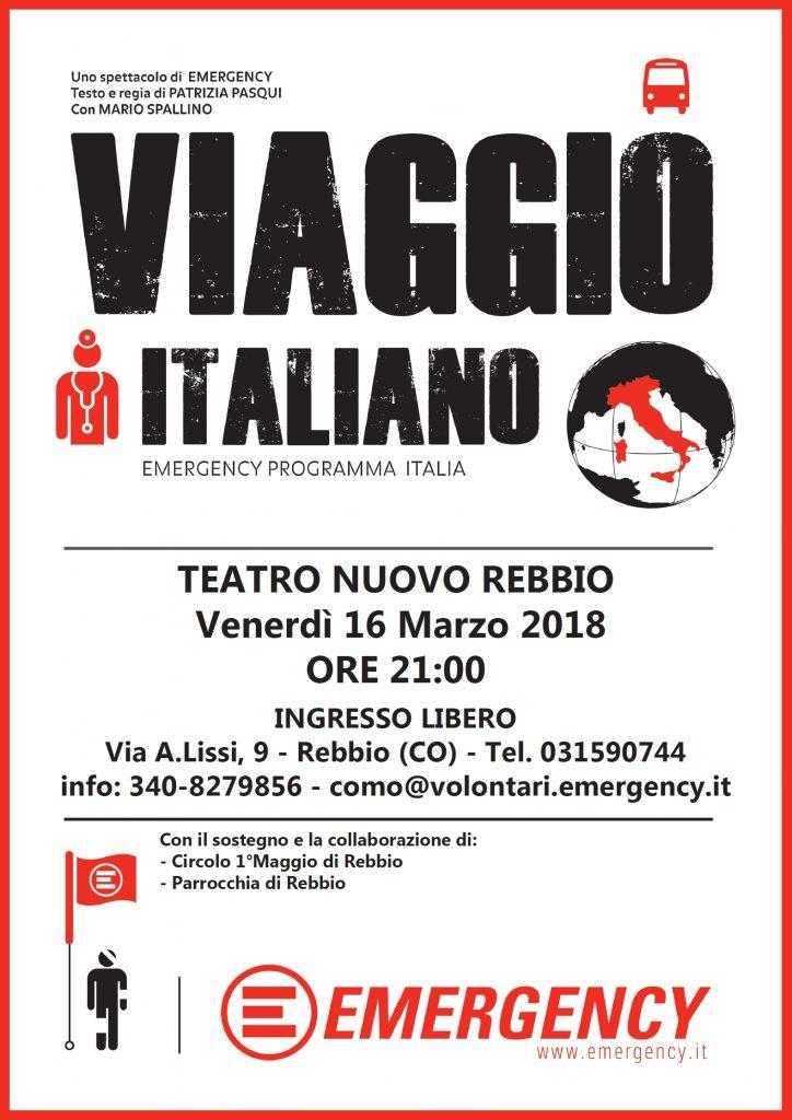 Viaggio Italiano - Rebbio
