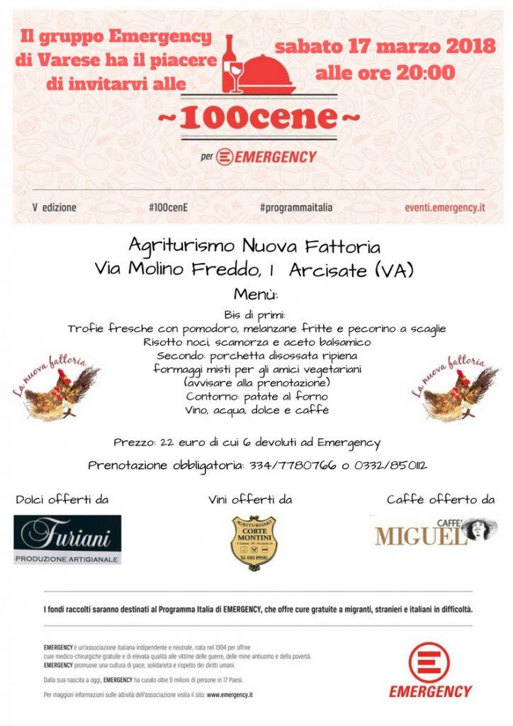 100 Cene Arcisate
