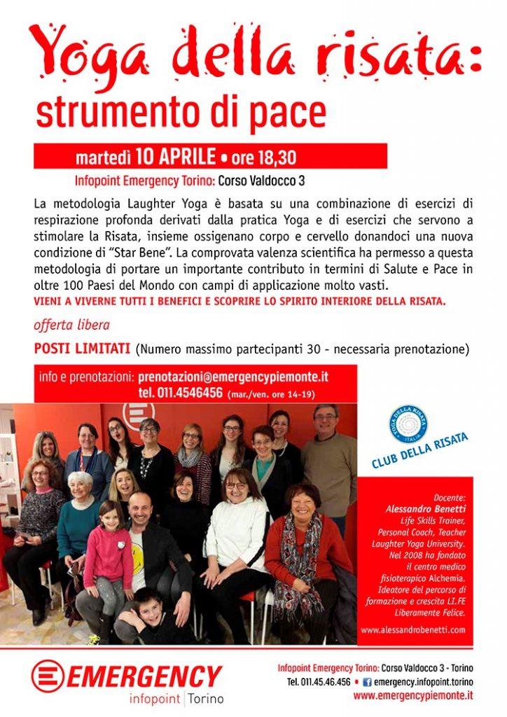 Yoga della risata - Torino