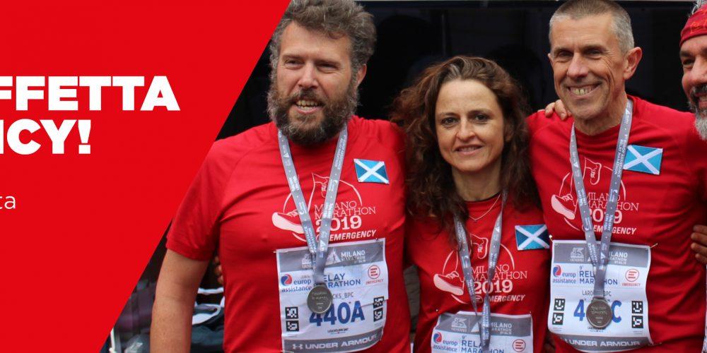 Milano alla Milano Marathon 2020