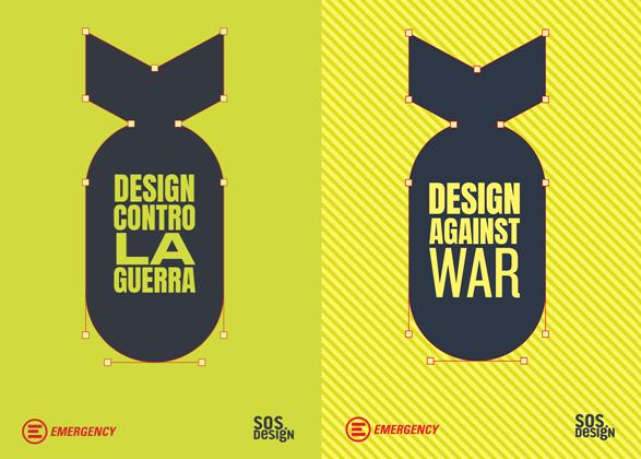 Design contro la guerra
